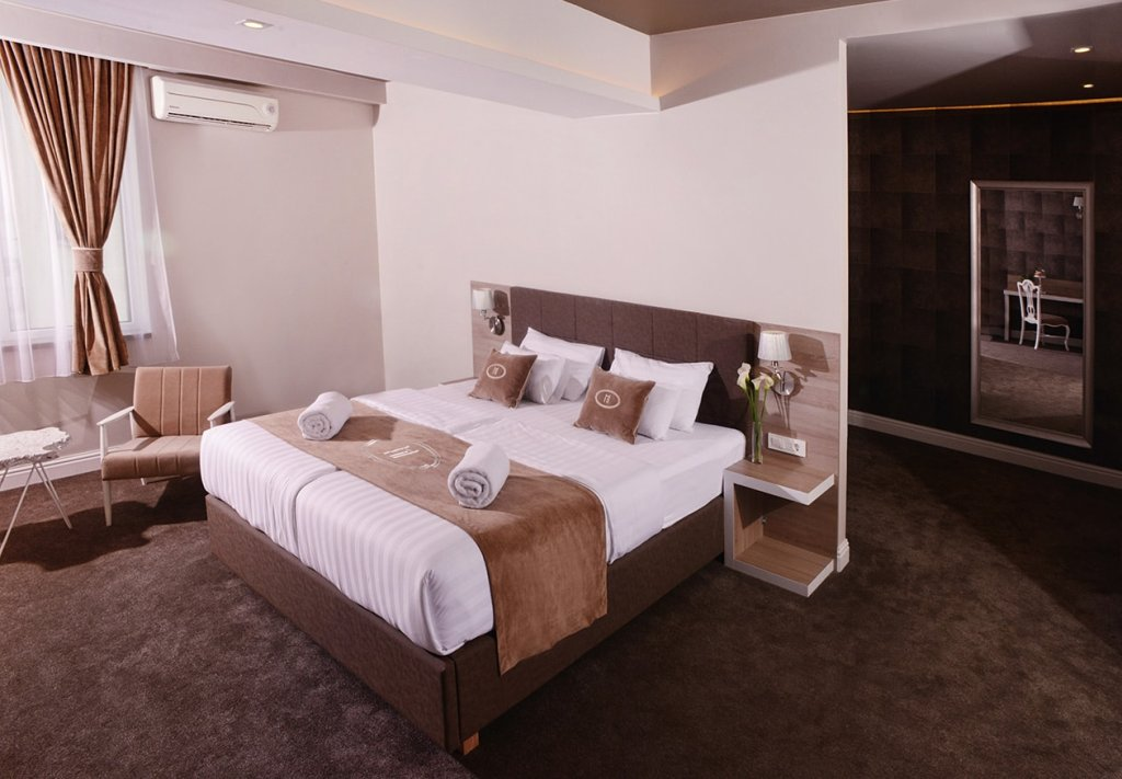 Double room at Hotel Ideja