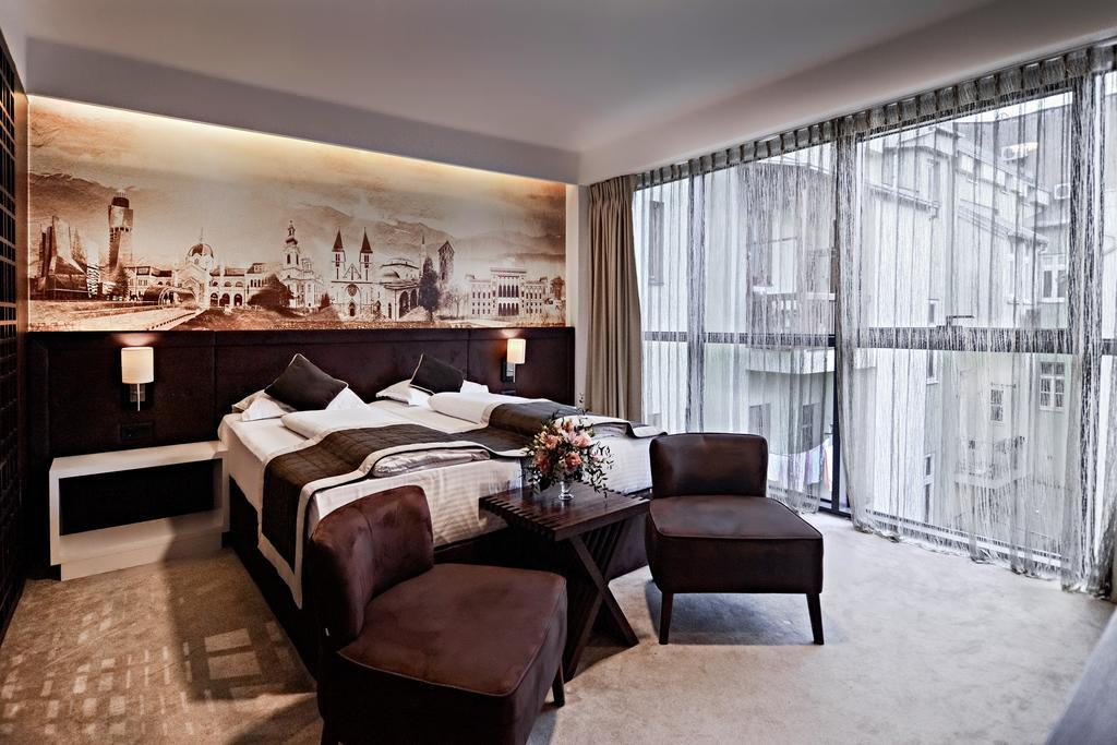 Hotel President - double/twin room